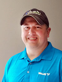 Chris McMullen, Asst. Manager / Parts / Insurance, Agri Industries