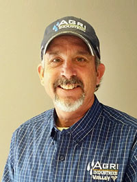 Craig Miller, Location Manager / Electrician, Agri Industries