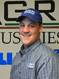 Dahlton Johnson, Location Manager/Project Engineer, Agri Industries