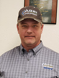 Lane Boyce, Well Specialist, Agri Industries