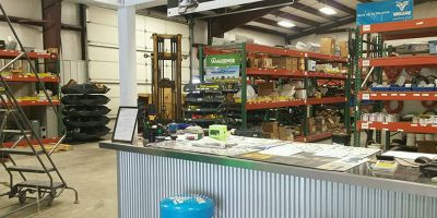 Parts Warehouse Pivot Irrigation Supply Billings MT