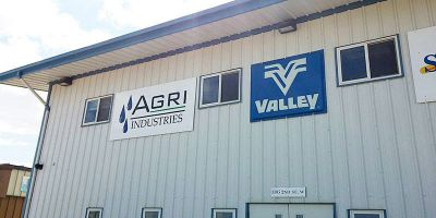 Irrigation Pivots Valley Dealerships Dealers ND
