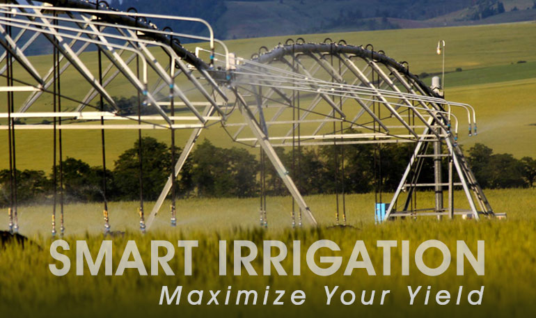 Valley Center Pivot Irrigation Dealers ND MT WY